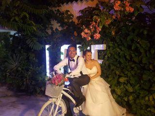 El matrimonio de Jimena y Fernando