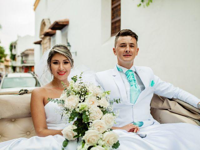 El matrimonio de Jhon Gonzalez  y Andrea Londoño  en Cartagena, Bolívar 5