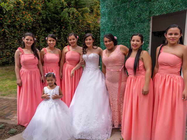 El matrimonio de Juan Carlos y Leidy en Cota, Cundinamarca 10