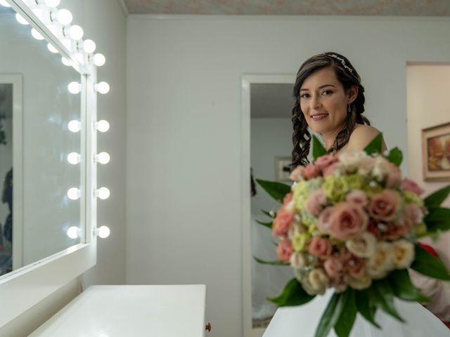 El matrimonio de Juan Carlos y Leidy en Cota, Cundinamarca 12
