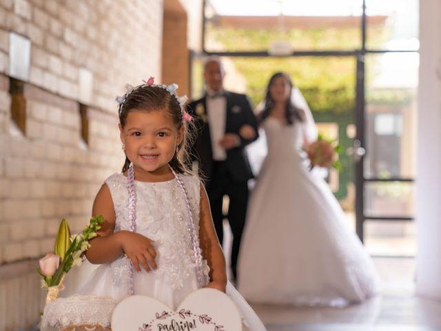 El matrimonio de Juan Carlos y Leidy en Cota, Cundinamarca 13