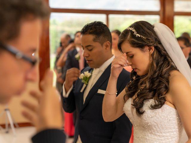 El matrimonio de Juan Carlos y Leidy en Cota, Cundinamarca 18