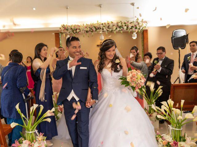 El matrimonio de Juan Carlos y Leidy en Cota, Cundinamarca 19