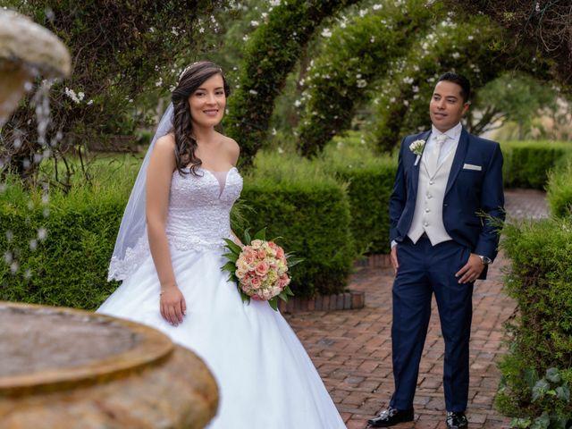 El matrimonio de Juan Carlos y Leidy en Cota, Cundinamarca 21