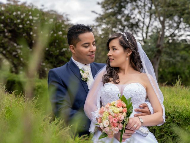 El matrimonio de Juan Carlos y Leidy en Cota, Cundinamarca 1