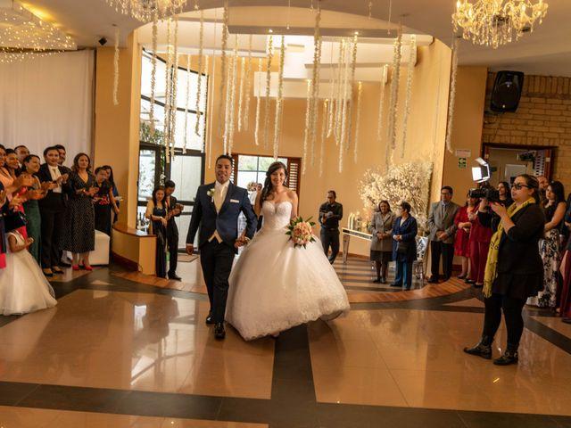 El matrimonio de Juan Carlos y Leidy en Cota, Cundinamarca 23