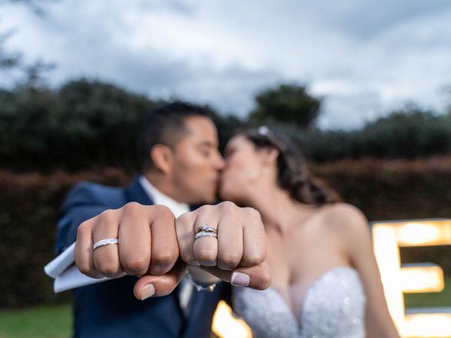 El matrimonio de Juan Carlos y Leidy en Cota, Cundinamarca 32