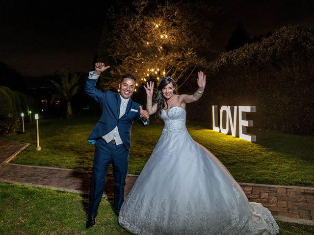 El matrimonio de Juan Carlos y Leidy en Cota, Cundinamarca 39