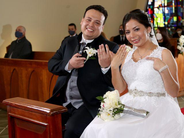 El matrimonio de Ivan y Wendy en Bogotá, Bogotá DC 8
