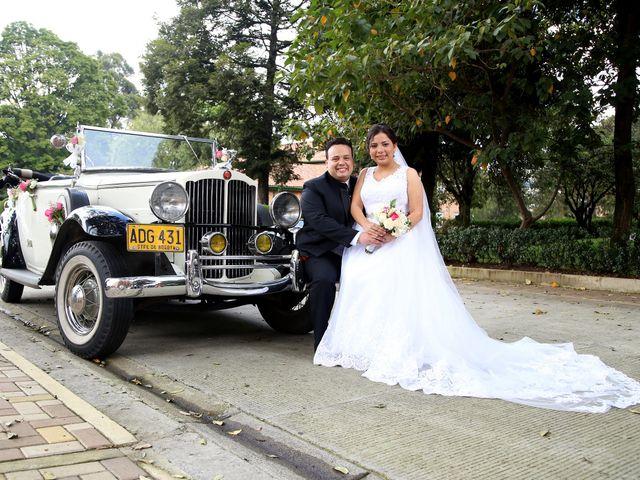 El matrimonio de Ivan y Wendy en Bogotá, Bogotá DC 9