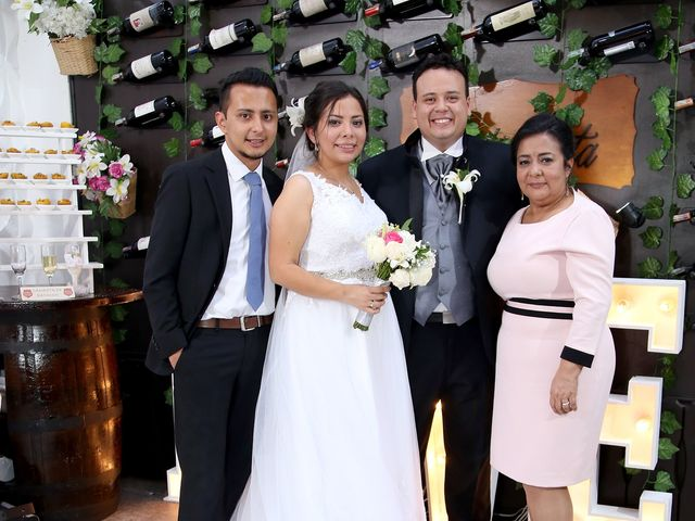 El matrimonio de Ivan y Wendy en Bogotá, Bogotá DC 15