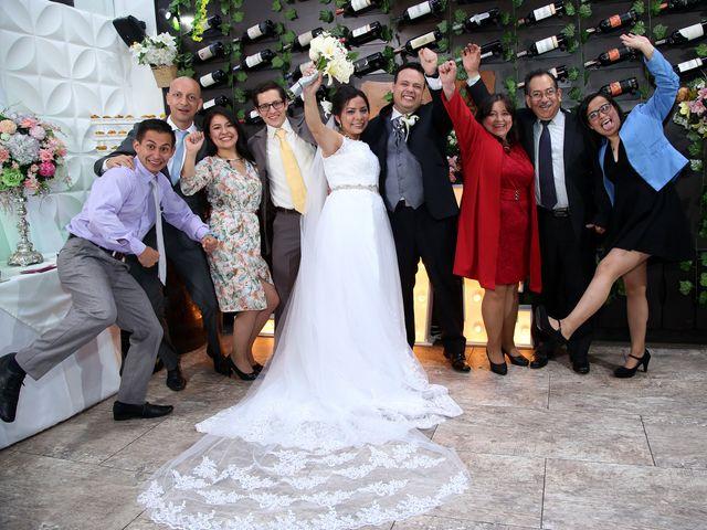 El matrimonio de Ivan y Wendy en Bogotá, Bogotá DC 16