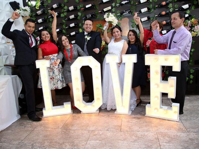 El matrimonio de Ivan y Wendy en Bogotá, Bogotá DC 18