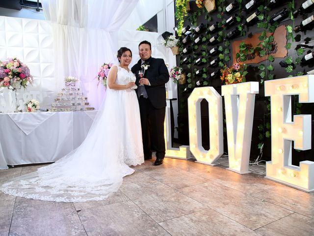 El matrimonio de Ivan y Wendy en Bogotá, Bogotá DC 19