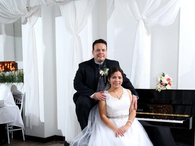 El matrimonio de Ivan y Wendy en Bogotá, Bogotá DC 20