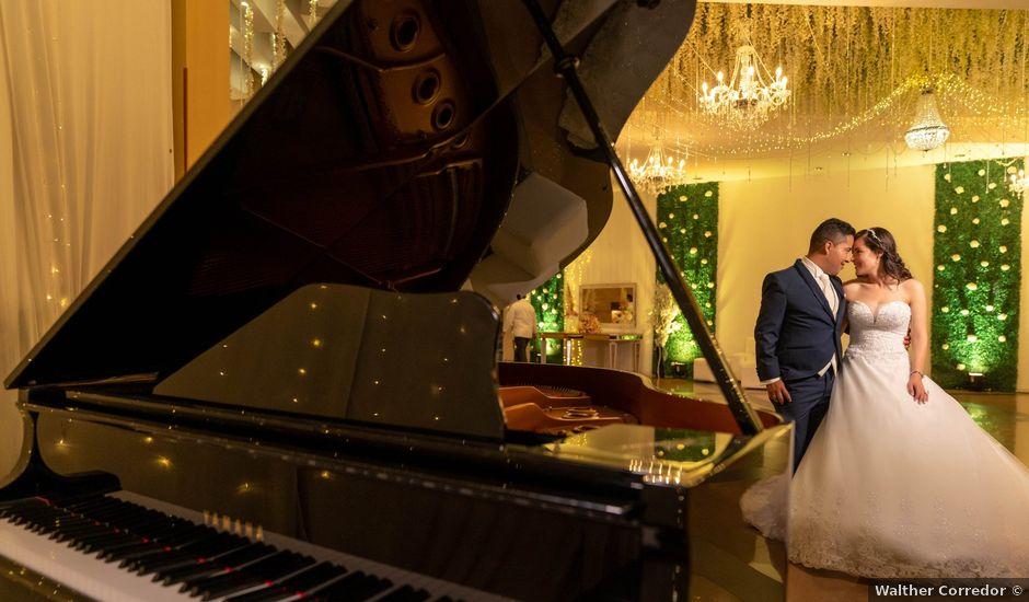 El matrimonio de Juan Carlos y Leidy en Cota, Cundinamarca
