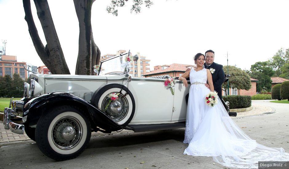 El matrimonio de Ivan y Wendy en Bogotá, Bogotá DC