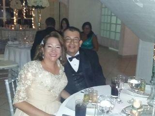 El matrimonio de Sandra  y Hernando 1
