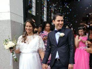 El matrimonio de Paula  y Jaime  1