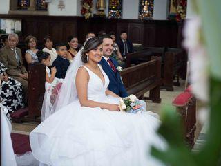 El matrimonio de Vanessa y Juan Fernando 2