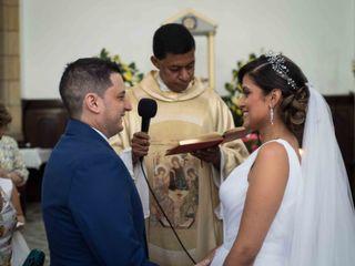 El matrimonio de Vanessa y Juan Fernando 3