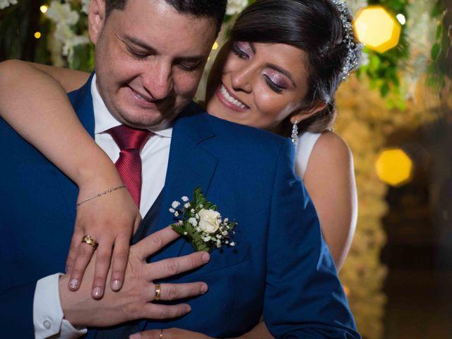 El matrimonio de Vanessa y Juan Fernando