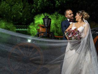 El matrimonio de Julian y Karoll