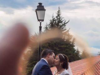 El matrimonio de Alejandra y John 1
