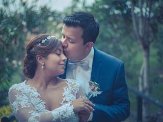 El matrimonio de Alejandra y John