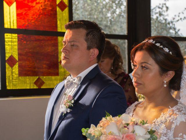 El matrimonio de John y Alejandra en Villa de Leyva, Boyacá 14
