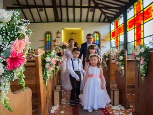 El matrimonio de John y Alejandra en Villa de Leyva, Boyacá 17