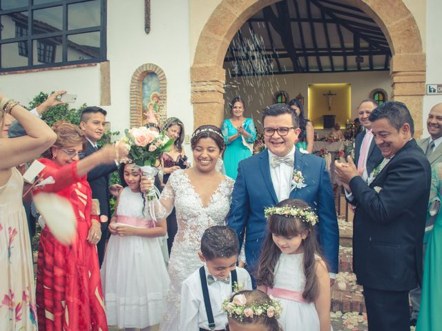 El matrimonio de John y Alejandra en Villa de Leyva, Boyacá 18