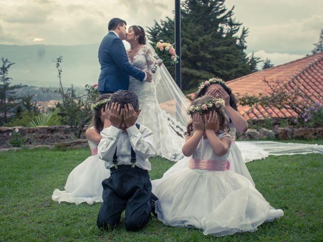 El matrimonio de John y Alejandra en Villa de Leyva, Boyacá 20