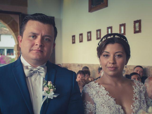El matrimonio de John y Alejandra en Villa de Leyva, Boyacá 21
