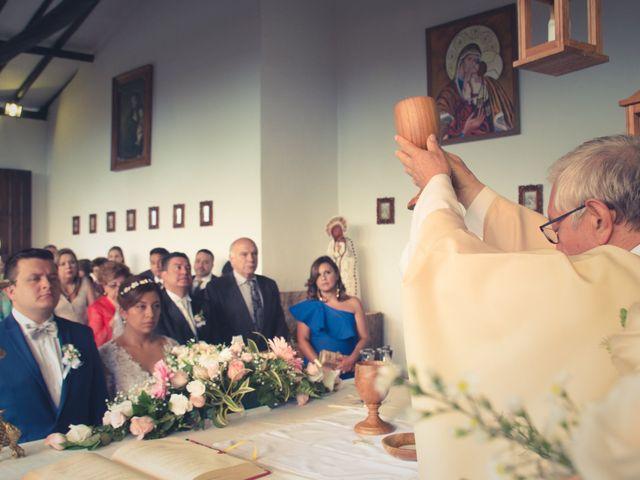 El matrimonio de John y Alejandra en Villa de Leyva, Boyacá 23