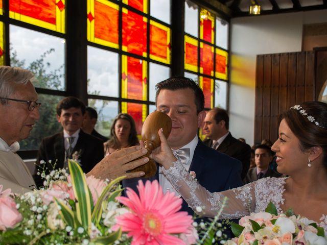 El matrimonio de John y Alejandra en Villa de Leyva, Boyacá 24