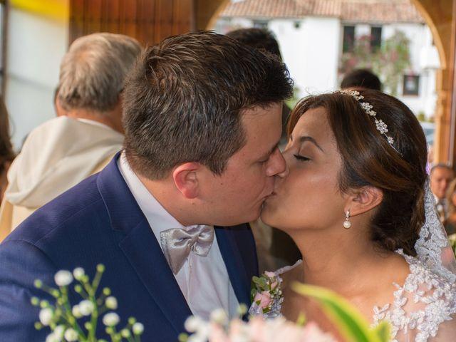 El matrimonio de John y Alejandra en Villa de Leyva, Boyacá 25