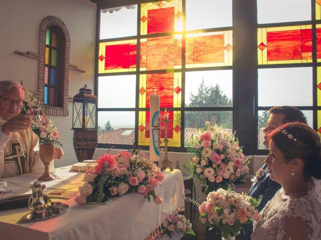El matrimonio de John y Alejandra en Villa de Leyva, Boyacá 26