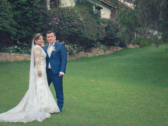 El matrimonio de John y Alejandra en Villa de Leyva, Boyacá 27