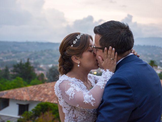 El matrimonio de John y Alejandra en Villa de Leyva, Boyacá 31