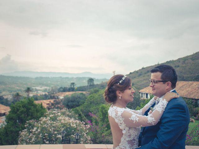 El matrimonio de John y Alejandra en Villa de Leyva, Boyacá 32
