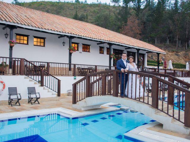 El matrimonio de John y Alejandra en Villa de Leyva, Boyacá 33