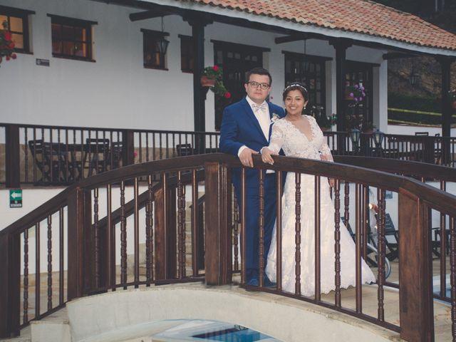 El matrimonio de John y Alejandra en Villa de Leyva, Boyacá 34