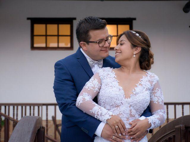El matrimonio de John y Alejandra en Villa de Leyva, Boyacá 35