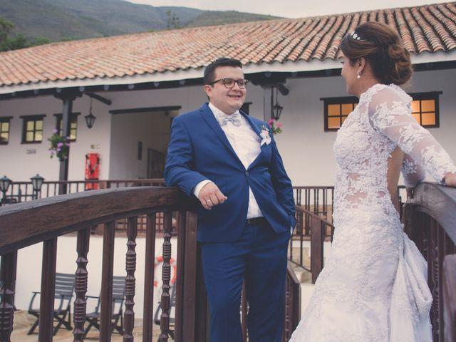El matrimonio de John y Alejandra en Villa de Leyva, Boyacá 36