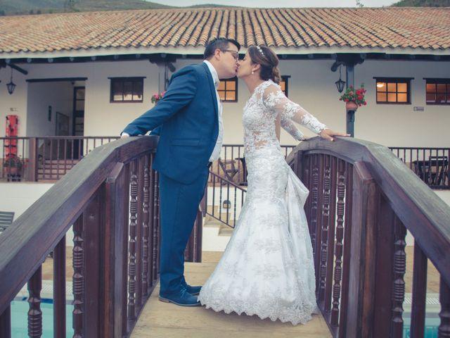 El matrimonio de John y Alejandra en Villa de Leyva, Boyacá 37