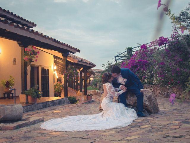 El matrimonio de John y Alejandra en Villa de Leyva, Boyacá 40