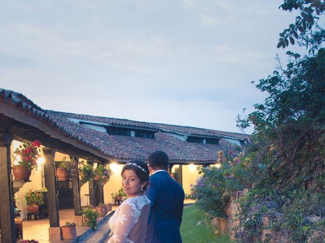El matrimonio de John y Alejandra en Villa de Leyva, Boyacá 41