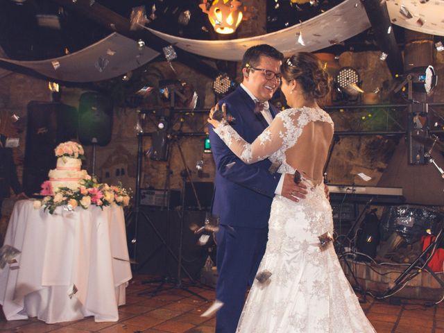 El matrimonio de John y Alejandra en Villa de Leyva, Boyacá 42