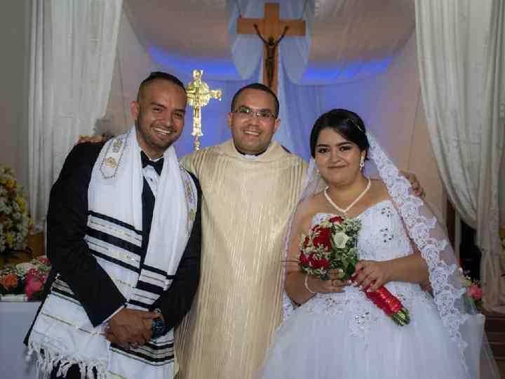 El matrimonio de Paula Andrea y Jorge